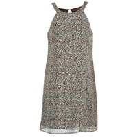Υφασμάτινα Γυναίκα Κοντά Φορέματα DDP DAMERIA Multicolore