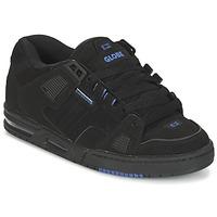 Παπούτσια Άνδρας Χαμηλά Sneakers Globe SABRE Black / μπλέ