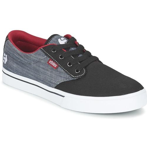 Παπούτσια Άνδρας Χαμηλά Sneakers Etnies JAMESON 2 ECO Black / Grey / Red