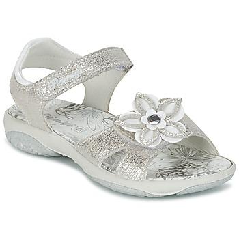 Παπούτσια Κορίτσι Σανδάλια / Πέδιλα Primigi BREEZOU Argenté