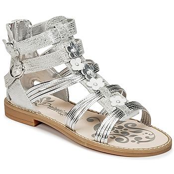 Παπούτσια Κορίτσι Σανδάλια / Πέδιλα Primigi FANTAYS Argenté