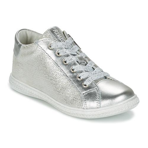 Παπούτσια Κορίτσι Χαμηλά Sneakers Primigi SUTRE Argenté