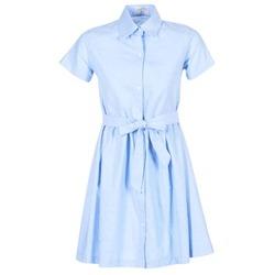 Υφασμάτινα Γυναίκα Κοντά Φορέματα Compania Fantastica EBLEUETE μπλέ / ΣΙΕΛ