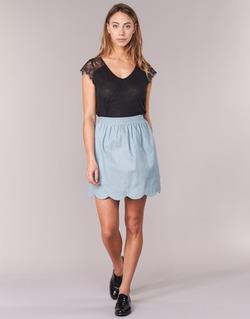 Υφασμάτινα Γυναίκα Φούστες Compania Fantastica EFESTONA μπλέ / ΣΙΕΛ