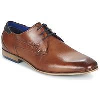 Παπούτσια Άνδρας Derby Bugatti CALETTE COGNAC