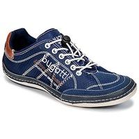 Παπούτσια Άνδρας Χαμηλά Sneakers Bugatti LAMETE MARINE