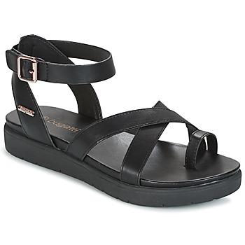 Παπούτσια Γυναίκα Σανδάλια / Πέδιλα Bugatti VENATE Black