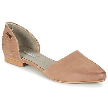 Παπούτσια Γυναίκα Μπαλαρίνες Bugatti GANOLETE TAUPE