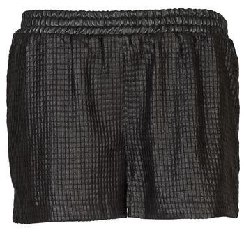 Υφασμάτινα Γυναίκα Σόρτς / Βερμούδες Suncoo BONIE Black