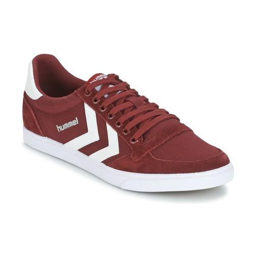 Παπούτσια Χαμηλά Sneakers Hummel STADIL CANEVAS LOW Bordeaux