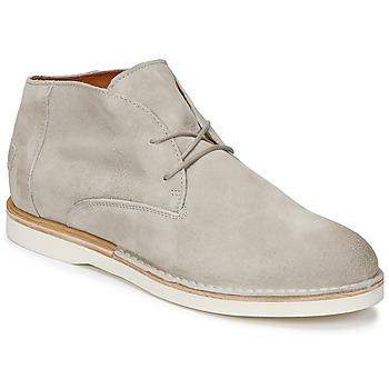 Παπούτσια Γυναίκα Μπότες Shabbies DRESCA Grey