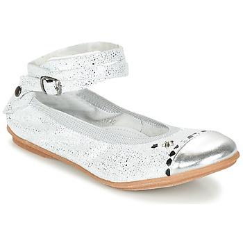 Παπούτσια Κορίτσι Μπαλαρίνες Ikks EMILY Silver