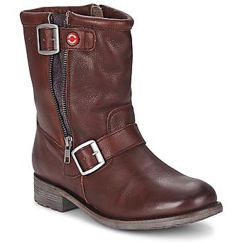 Παπούτσια Γυναίκα Μπότες Nobrand FISCHERIES Brown