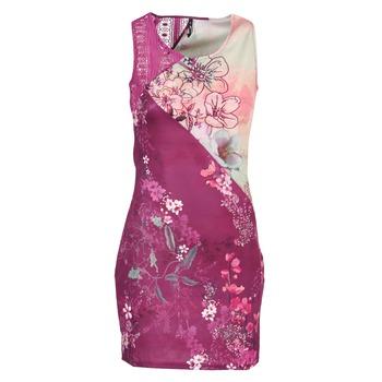 Υφασμάτινα Γυναίκα Κοντά Φορέματα Smash GRETCHEN Ροζ