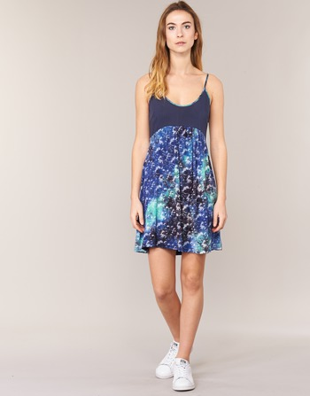 Υφασμάτινα Γυναίκα Κοντά Φορέματα Smash CAESIA μπλέ