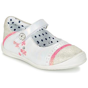 Παπούτσια Κορίτσι Μπαλαρίνες Catimini PIPISTRELLE Argenté / CORAIL
