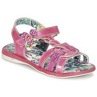 Παπούτσια Κορίτσι Σανδάλια / Πέδιλα Catimini PEKANS Ροζ