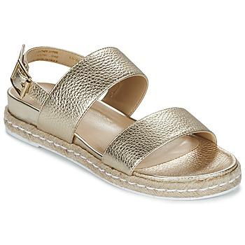 Παπούτσια Γυναίκα Σανδάλια / Πέδιλα Dune London LACROSSE Gold