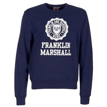 Υφασμάτινα Άνδρας Φούτερ Franklin & Marshall NESS OFRA MARINE