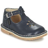 Παπούτσια Κορίτσι Μπαλαρίνες Aster BIMBO μπλέ
