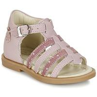 Παπούτσια Κορίτσι Σανδάλια / Πέδιλα Aster MINIONE ροζ