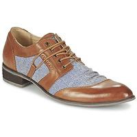 Παπούτσια Άνδρας Derby Kdopa AGADIR Camel / Μπλέ