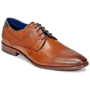 Παπούτσια Άνδρας Derby Daniel Hechter ANKRILO COGNAC