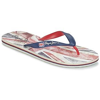 Παπούτσια Άνδρας Σαγιονάρες Pepe jeans HAWI JAYSON Marine