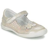 Παπούτσια Κορίτσι Μπαλαρίνες GBB PRATIMA Grey / Silver