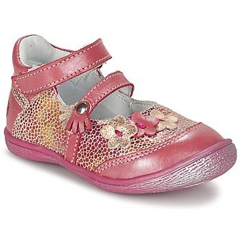 Παπούτσια Κορίτσι Μπαλαρίνες GBB PIA ροζ