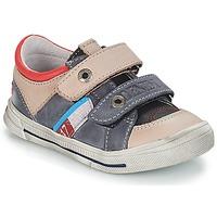 Παπούτσια Αγόρι Χαμηλά Sneakers GBB PHIL Grey / Μπλέ