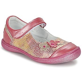 Παπούτσια Κορίτσι Μπαλαρίνες GBB PRATIMA ροζ