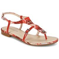 Παπούτσια Γυναίκα Σανδάλια / Πέδιλα JB Martin GAELIA Red / Tropical