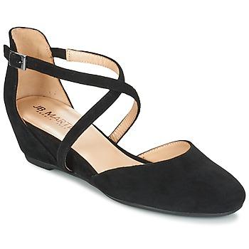 Παπούτσια Γυναίκα Σανδάλια / Πέδιλα JB Martin GUYLIANA Black