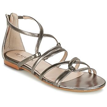 Παπούτσια Γυναίκα Σανδάλια / Πέδιλα JB Martin ANORA Pewter
