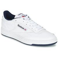 Παπούτσια Άνδρας Χαμηλά Sneakers Reebok Classic CLUB C 85 άσπρο / μπλέ