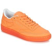 Παπούτσια Γυναίκα Χαμηλά Sneakers Reebok Classic CLUB C 85 CANVAS Orange