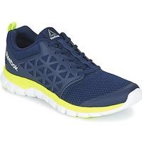 Παπούτσια Άνδρας Fitness Reebok Sport SUBLITE XT CUSHION μπλέ / Yellow