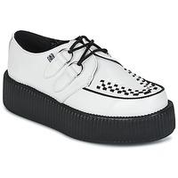 Παπούτσια Derby TUK MONDO HI άσπρο