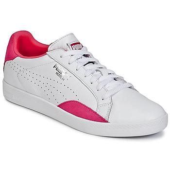 Παπούτσια Γυναίκα Χαμηλά Sneakers Puma WNS MATCH LO BASIC.W άσπρο / Violet