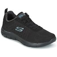 Παπούτσια Άνδρας Χαμηλά Sneakers Skechers Flex Advantage 2.0 The Happs Μαυρο