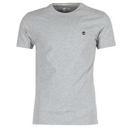 Υφασμάτινα Άνδρας T-shirt με κοντά μανίκια Timberland SS DUNSTAN RIVER CREW TEE Grey