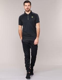 Υφασμάτινα Άνδρας Φόρμες Sergio Tacchini ANDREA PANT Black