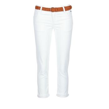 Υφασμάτινα Γυναίκα Κοντά παντελόνια Best Mountain ROSIMALI Άσπρο