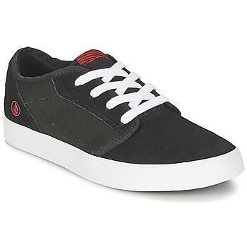 Παπούτσια Παιδί Χαμηλά Sneakers Volcom GRIMM 2 BIG YOUTH Black