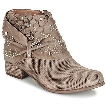 Παπούτσια Γυναίκα Μπότες Mimmu STROPFA TAUPE