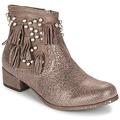 Παπούτσια Γυναίκα Μπότες Mimmu MOONSTROP Brown