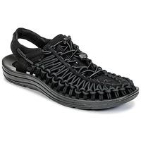 Παπούτσια Άνδρας Σπορ σανδάλια Keen UNEEK Black