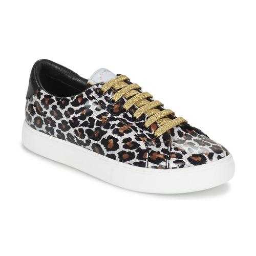 Παπούτσια Γυναίκα Χαμηλά Sneakers Marc Jacobs EMPIRE LACE UP Leopard