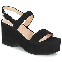 Παπούτσια Γυναίκα Σανδάλια / Πέδιλα Marc Jacobs LILLYS WEDGE Black